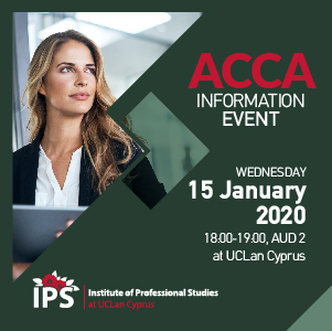 ACCA Information Event – Academic Year 2019-2020