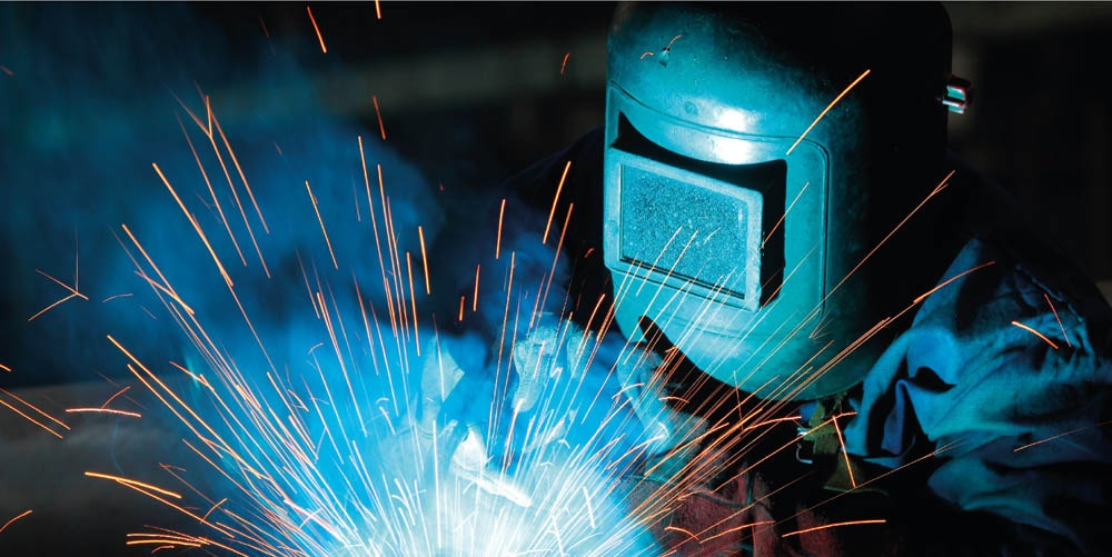 Certified Welders by TUV Austria