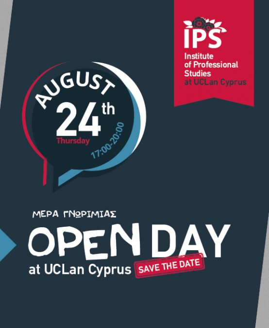 Open Day August 2017