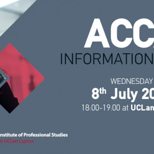 ACCA Information Event